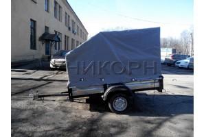 Автомобильный прицеп для квадроциклов КМЗ 8284 41