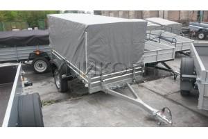 Автомобильный прицеп МЗСА  817701.012-05