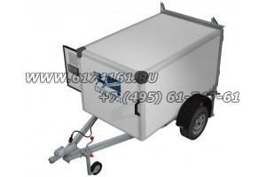 "Прицеп-фургон для перевозки собак, модель ИСТОК 3791М1 ""Кинолог"""