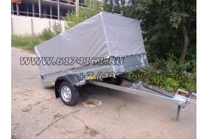 Автомобильный прицеп AvtoS A25P1B рес. AL-KO