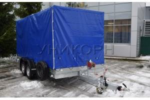 Автомобильный прицеп автовоз 82981А А3500-СП