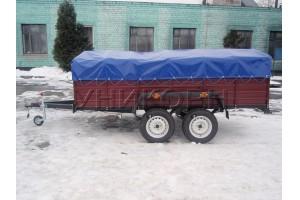 Автомобильный прицеп КРД-050110-50