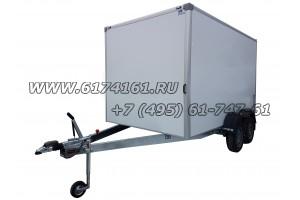 Прицеп-фургон легковой двухосный, модель ИСТОК 3793М  «Коммерческий О2»