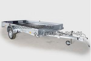 Автомобильный прицеп ЛАВ 81012В