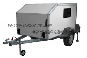 "Прицеп-фургон легковой, модель ИСТОК 3791М2 ""Турист OffRoad"""