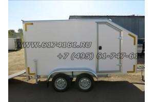Прицеп-фургон Автодом мото ИСТОК 3792М4