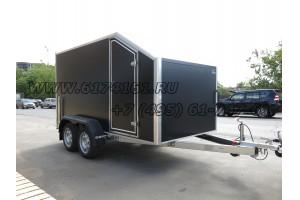 Прицеп-фургон Автодом мото ИСТОК 3792М4 рессорная подвеска
