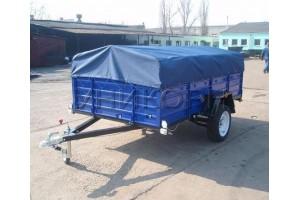 Автомобильный прицеп КРД-050125-50