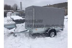 Автомобильный прицеп МЗСА 817703.001-05