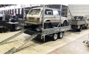 Автомобильный прицеп ССТ-7132-36UTV