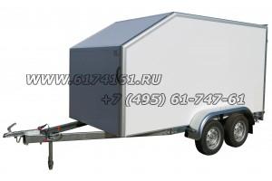 """Прицеп-фургон легковой, модель ИСТОК 3792М4  """"Универсальный-2"""""""