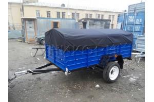 Автомобильный прицеп КРД 050-105 V