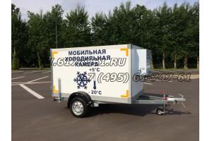 Прицеп – мобильная холодильная камера, модель ИСТОК 3791Т2