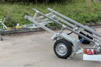 Легковой прицеп для перевозки лодок ЛАВ 81014C